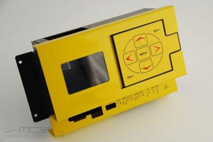 Contenitore Elettronica con Tastiera