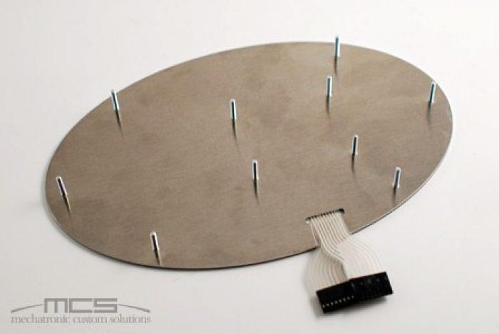 Tastiera a membrana stampa digitale