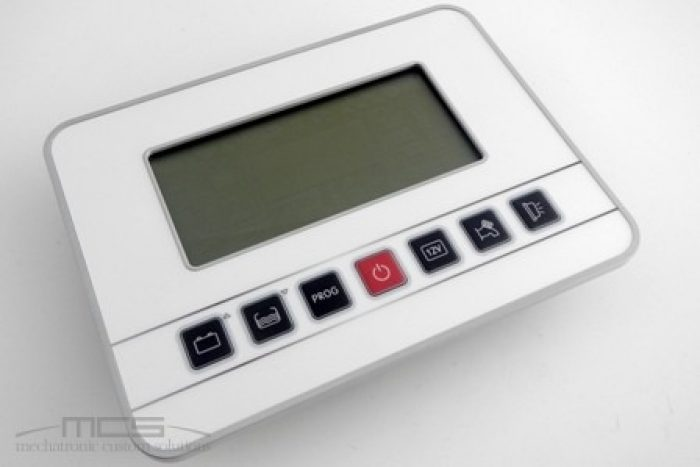 Tastiera con circuito rigido e retroilluminato