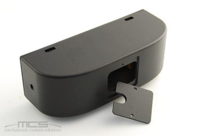 Contenitore per elettronica in metallo