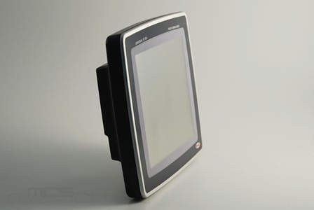 Cornice per display in alluminio