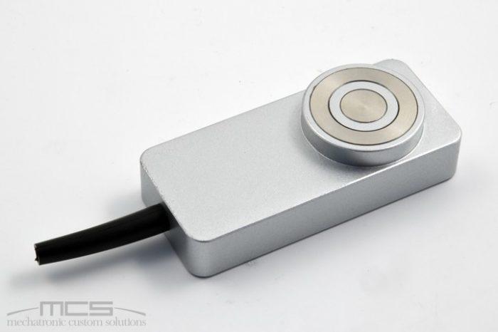 Contenitore per elettronica medicale