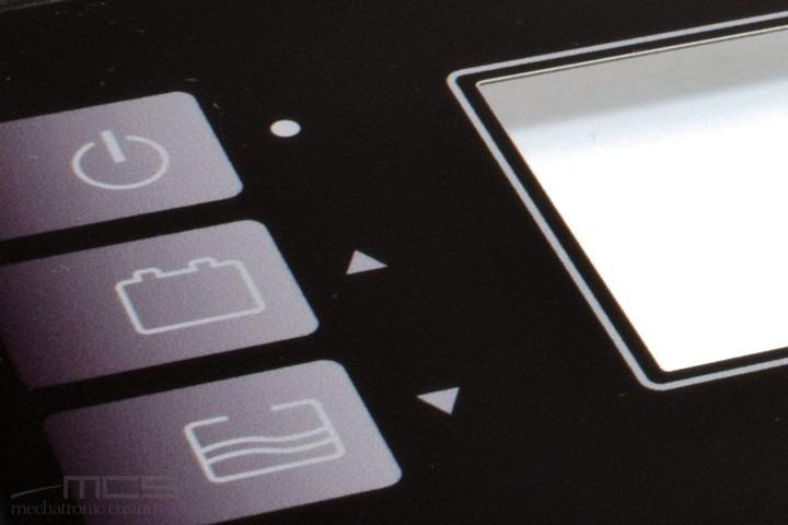 Pannello per tastiera touch