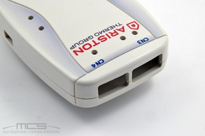 Contenitore Elettronica Fresato con Stampa Digitale