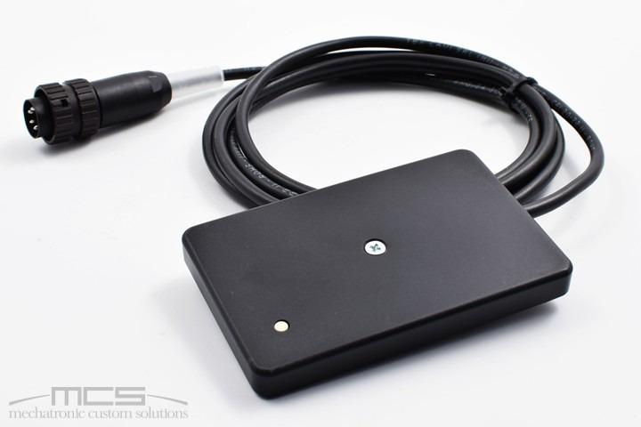 Tastiera a Membrana con Contenitore per elettronica