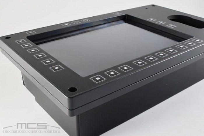 Pannello tastiera con display