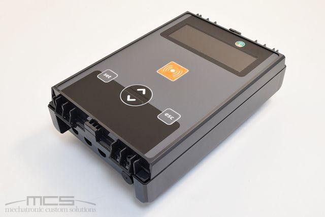 Contenitore per elettronica nero
