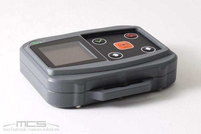 Contenitore custom dispositivo da polso