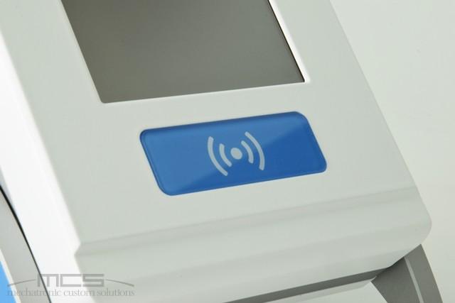 Contenitore personalizzato per elettronica