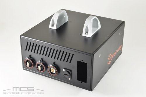 Contenitori per elettronica in carpenteria plastica SCA3162