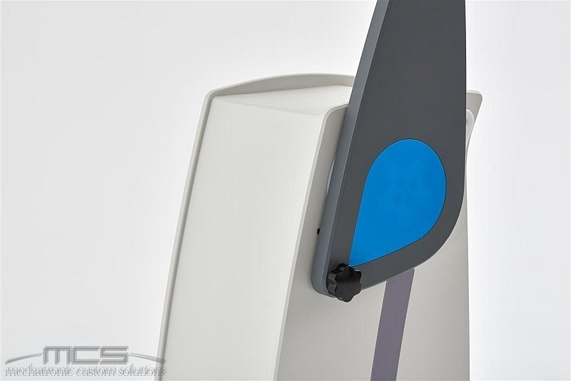 Contenitore per elettronica in plastica carrellato by MCS - 8