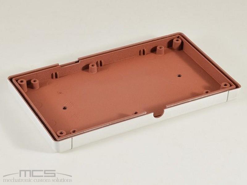 Vernice conduttiva al rame per la schermatira elettromagnetica di contenitori in plastica - 3