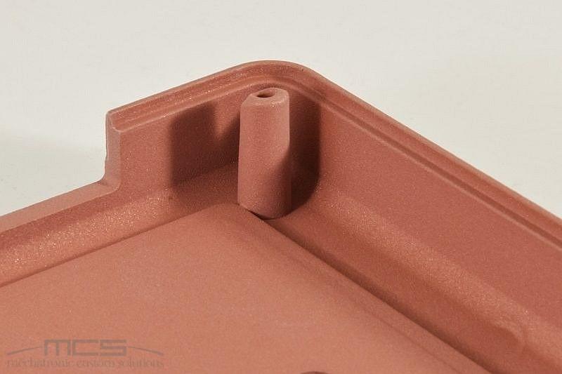 Vernice conduttiva al rame per la schermatira elettromagnetica di contenitori in plastica - 5