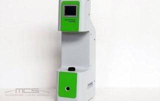 Contenitori metallici custom per strumenti di laboratorio in ambito enologico - 2
