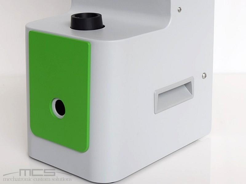 Contenitori metallici custom per strumenti di laboratorio in ambito enologico - 8