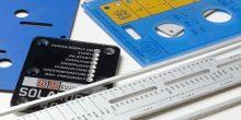 Pannelli, protezioni e frontali serigrafati